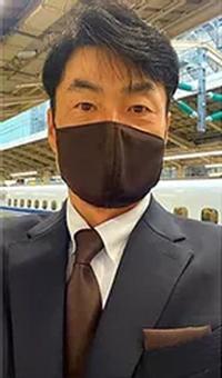 ネクタイ、チーフ、コーディネートマスク