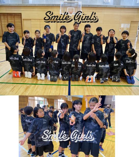 Smile Girls様2021年7月